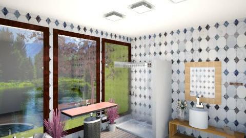 Bathroom 1 - Modern - Bathroom  - by ayudewi