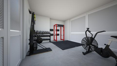 Armando Gym - by rogue_1e2bb67ca9f117942c85cebca56dc