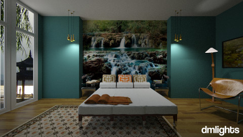 Harmonious  - Bedroom - by DMLights-user-982019