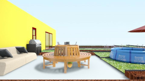 garden - Classic - Garden  - by jocelynm