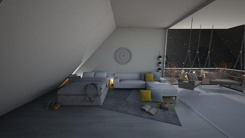 attic - by KittyT6