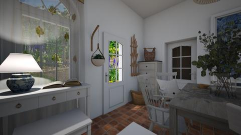 Ebed_seasidecottage - Kitchen  - by lovasemoke
