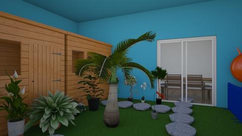 GARDEN DESIGN NEW 2 - Modern - Garden  - by AmySia