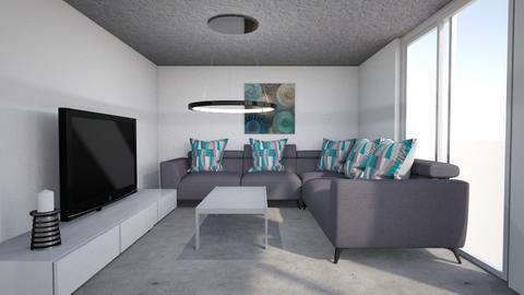 living room - Kitchen  - by eliskat