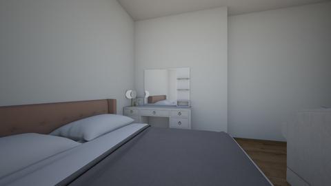 Bedroom - Modern - Bedroom - by csj_22
