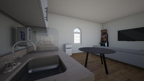 elis_house - Modern - Living room  - by elilamb