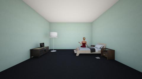 MI CUARTO - Classic - Kids room - by JULIANA2013