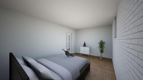 Tunel - Bedroom  - by gabrielasiemiaszko