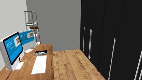 Koen Bureau - Office  - by ANN DECOENE