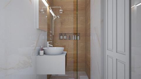 One home - Bathroom  - by zozan