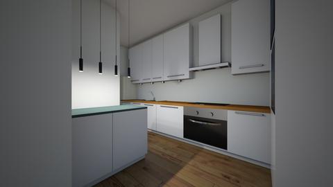 plan kitchen6 - by eezwaniey81