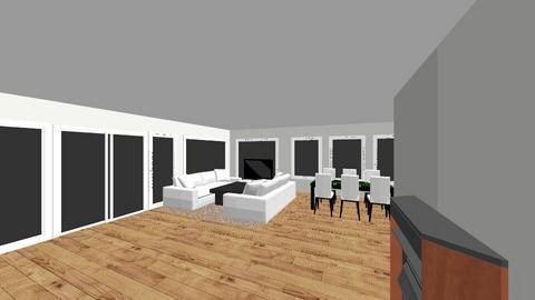 Ingels - Living room  - by Derkku lande