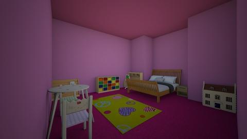 Modern Kids Room - Modern - Kids room  - by Kyla187