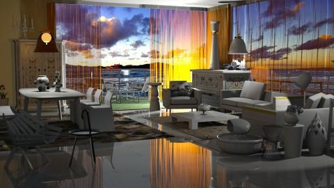 Jaya Moooi - Eclectic - Living room  - by anchajaya