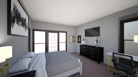 Master Bedroom - Bedroom  - by Brayden Beck