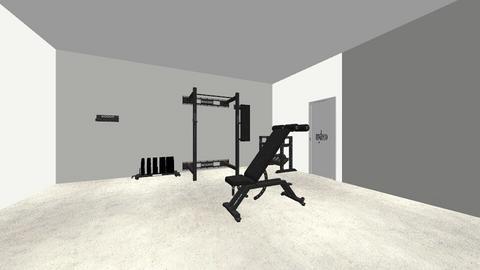 Franklin's Gym - by rogue_69753b9ff64880cc048b8304917a2
