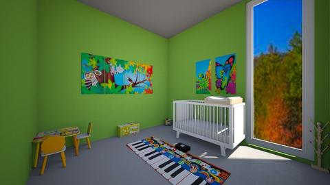 ABC - Kids room - by Laura DROUHARD_58
