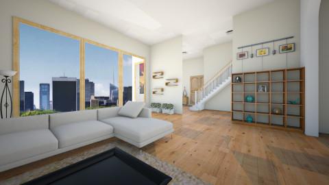 Central Park - Living room - by Valentina Cremonini
