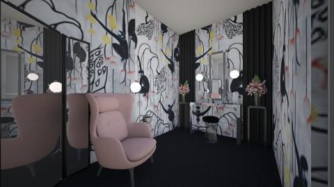 Dressing room - by brandonhood