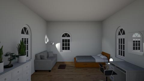 bedroom - by Jana Zettler