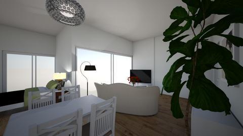 Landhauspark - Living room  - by ilenafattori