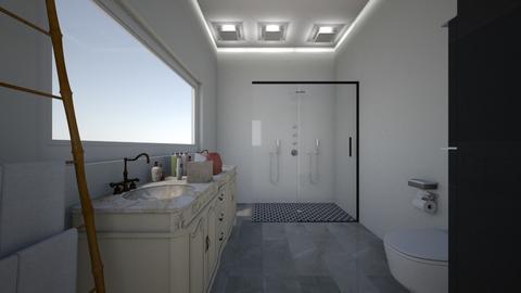 Bathroom GA - Modern - Bathroom  - by Agamanta