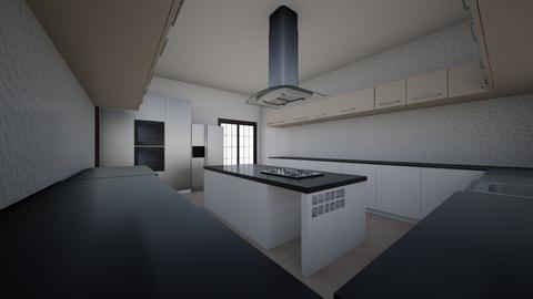 3 - Kitchen  - by madihasalman