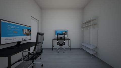 cuartogamer - Modern - Bedroom  - by emanueltrejovaz