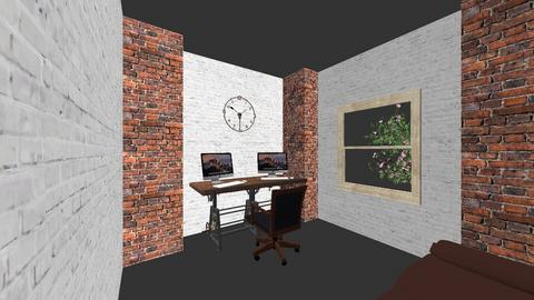 My project office - Office  - by Livan26