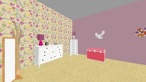 bedroom - Bedroom  - by Christina Roblyer