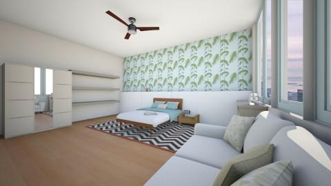 modern luxury - Modern - Bedroom  - by Me12345678900
