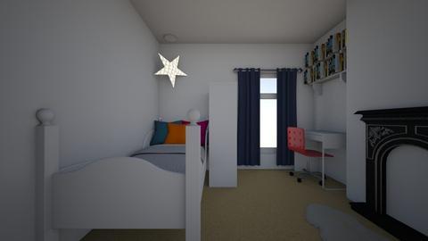 my room - Bedroom  - by lilee_lola