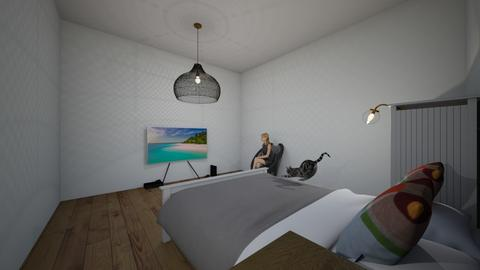 ret489 - Bedroom  - by kim dzsong