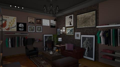Gallery Cafe 3 - Modern - by Ejad Shukri