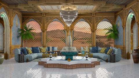 Riad - by ZsuzsannaCs