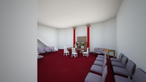 layout mutiara haikal - Office  - by ansoriva24