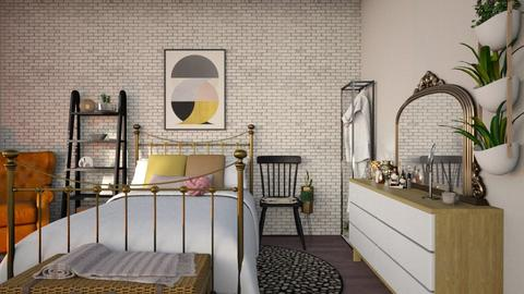 Cozy Up - Bedroom  - by L Frank