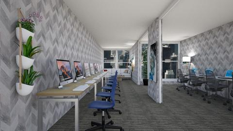 Container office - Classic - Office  - by DomondG