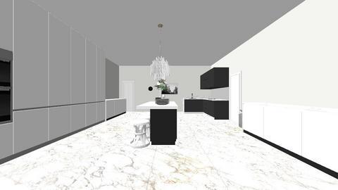 4 kitchen  - Modern - Kitchen  - by tyran26