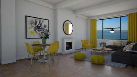 Nana Living Room - Minimal - Living room  - by Claudia Correia