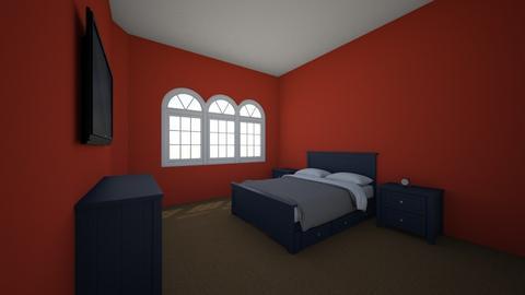 Culminating  - Bedroom  - by Jaube0835