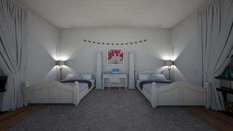 kids bedroom  - Bedroom  - by uni1234corn