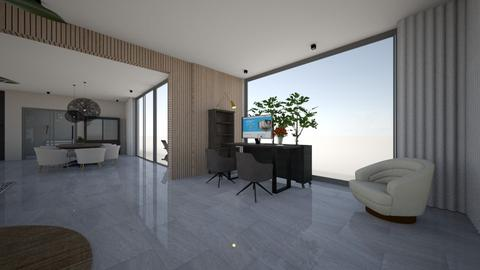 al 2 - Living room  - by Martineschreur