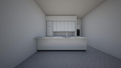 werf - Kitchen  - by ValeriaZZZ