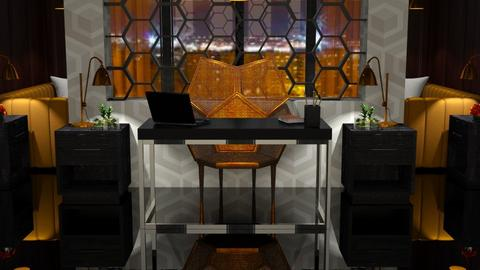 Honeycomb Office - by savannahp0562