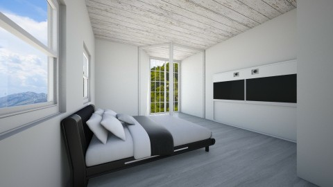 My bedroom - Bedroom - by Anna Niemiec_445