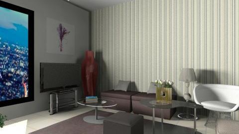 Tokyo high - Living room - by Strandreas