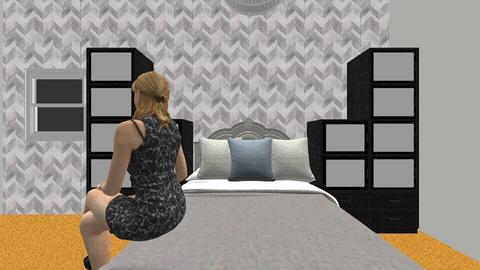 apartment  - Modern - Bedroom  - by rona123