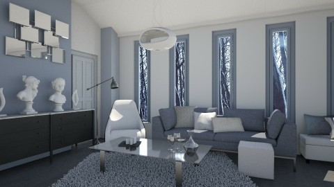 Slender White Pr 11 - Living room - by deleted_1486240105_VermontianRain