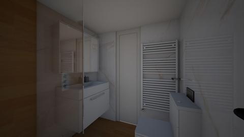 Bathroom big - Bathroom  - by nicolegeorgieva